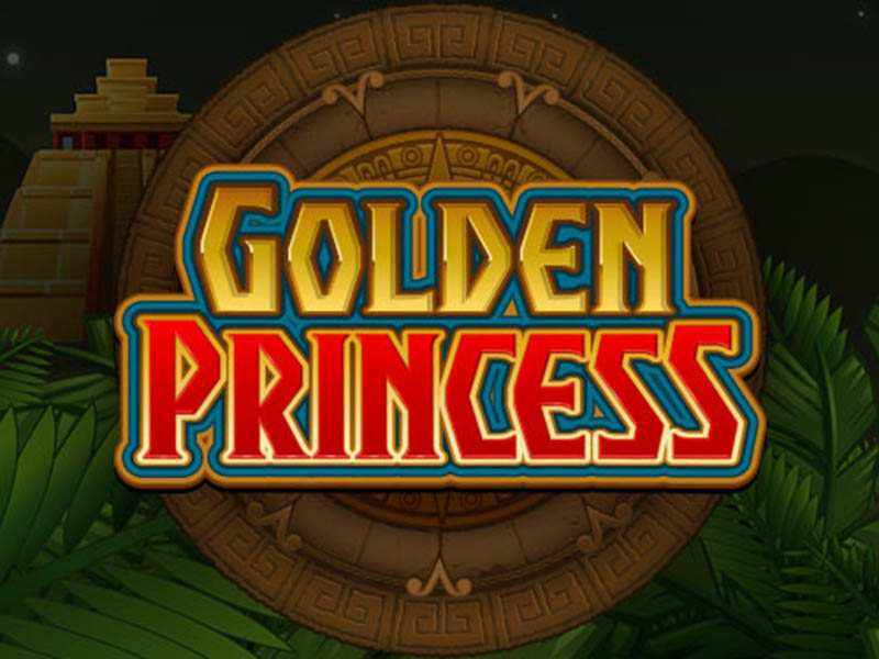 Play Golden Princess Slot