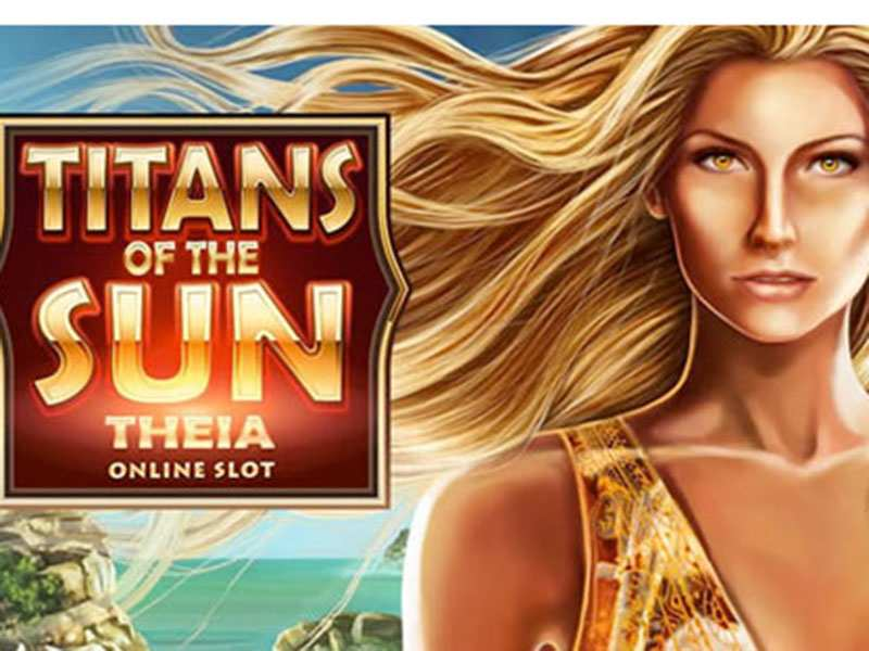 Play Titans Of The Sun Theia Slot