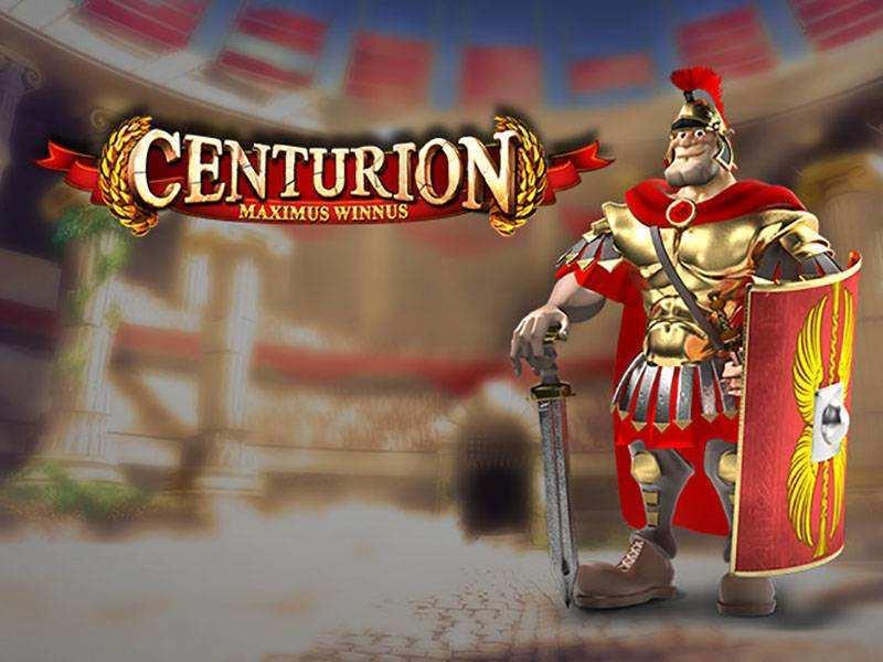 Play Centurion Slot