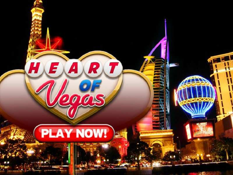 Play Heart of Vegas Slot
