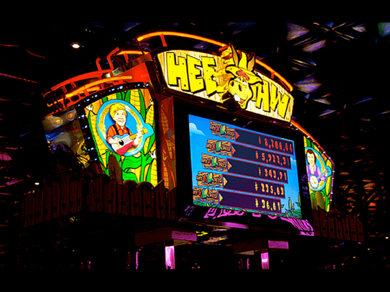 Play Hee Haw Slot