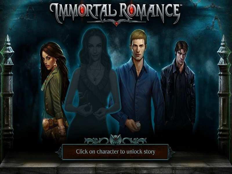 Play Immortal Romance Slot