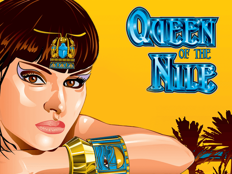 Play Queen Of The Nile Slot