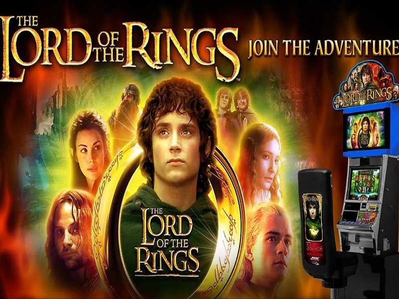 Play The Lord of the Rings Slot