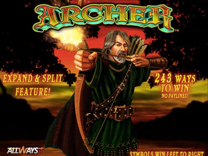 Play Archer Slot