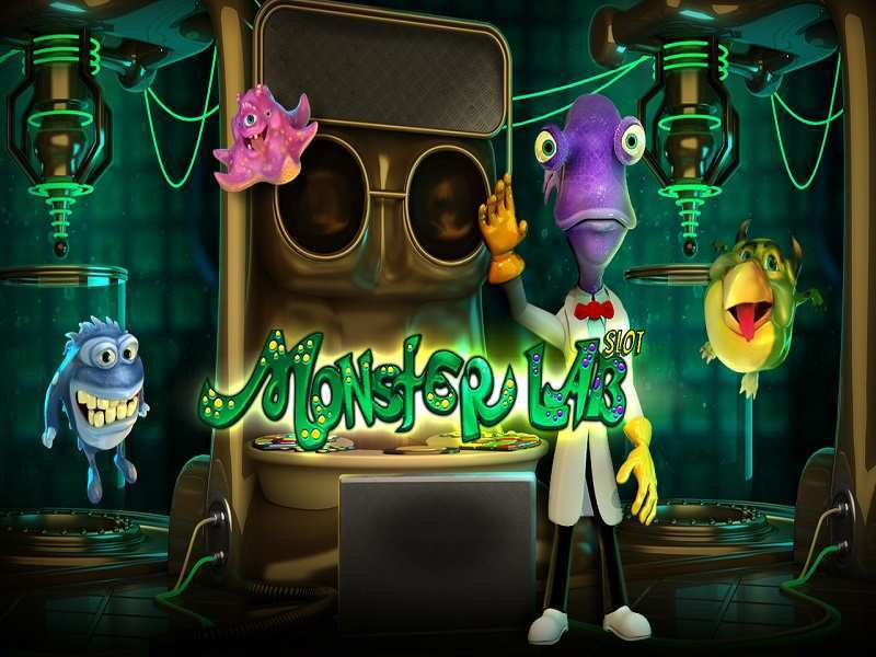 Play Monster Lab Slot