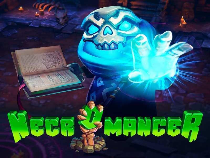 Play Necromancer Slot