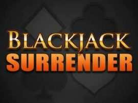 Surrender Blackjack