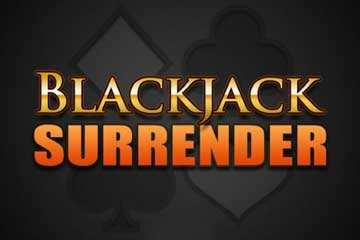 Surrender Blackjack