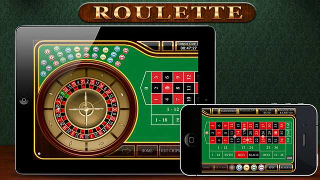 iOS Online Roulette